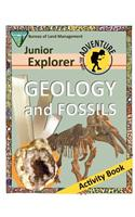 Junior Explorer Geology and Fossils Activity Book