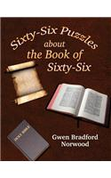 Sixty-Six Puzzles about the Book of Sixty-Six