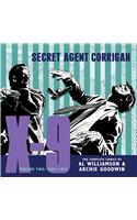 X-9: Secret Agent Corrigan, Volume 2: 1969-1972