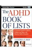 ADHD Book of Lists