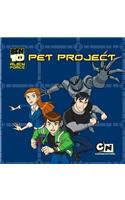 Ben 10 Picture Storybook Pet Project