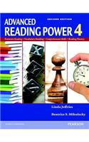 Advanced Reading Power 4 and Vocabulary Power 3