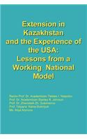 Extension in Kazakhstan and the Experience of the USA: Lessons from a Working National Model