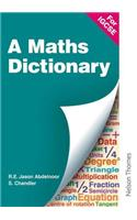 Mathematical Dictionary for IGCSE