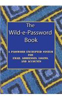 Wild-e-Password Book