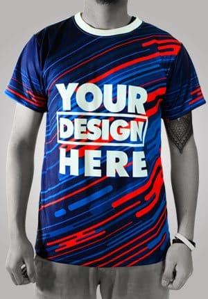 fullprint tshirt