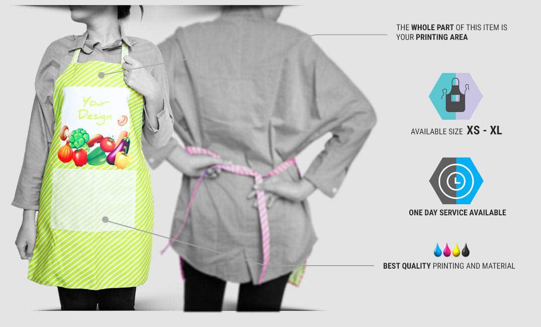 apron fullprint specification