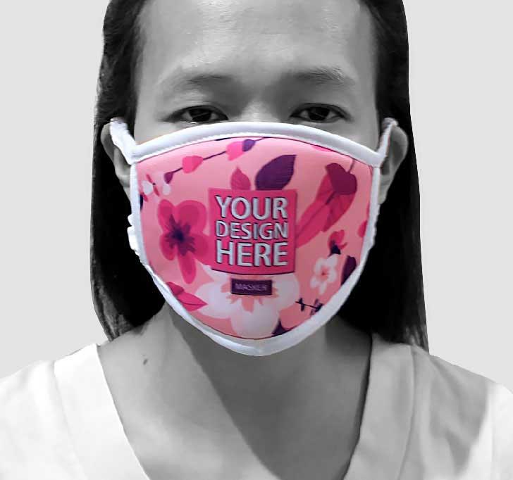 mobile Masker Kain 2