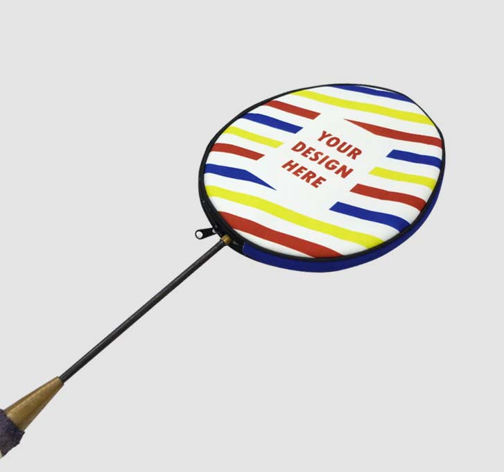 fullprint  badminton racket cover 2