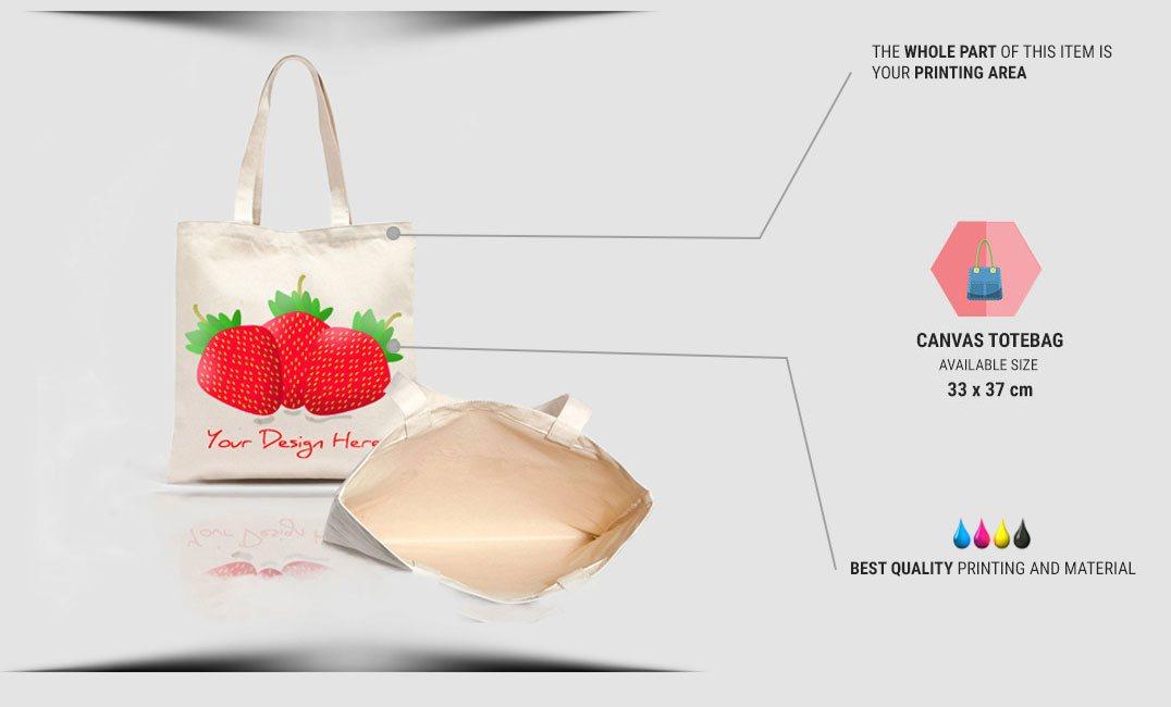 print canvas tote bag 1