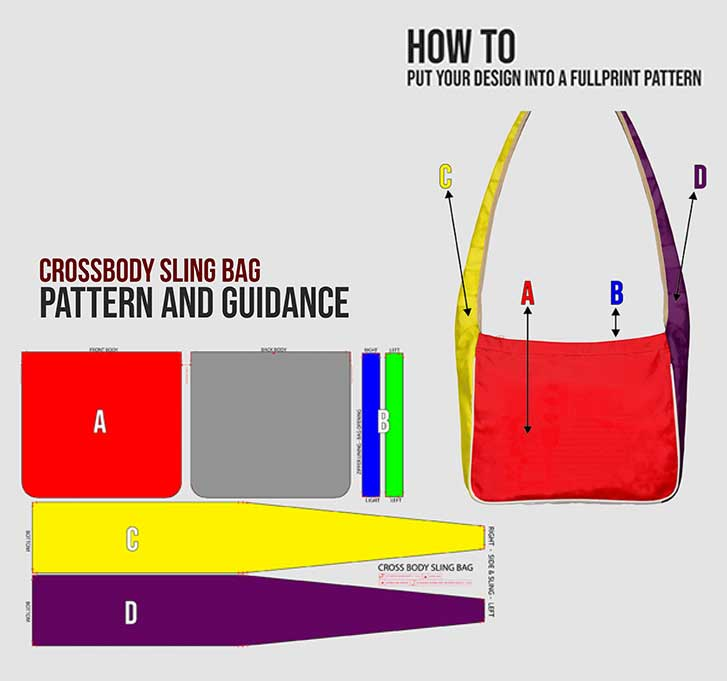 fullprint  specification mobile cross-body-sling-bag 3