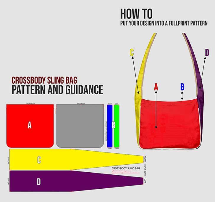 fullprint  specification mobile cross-body-sling-bag 3