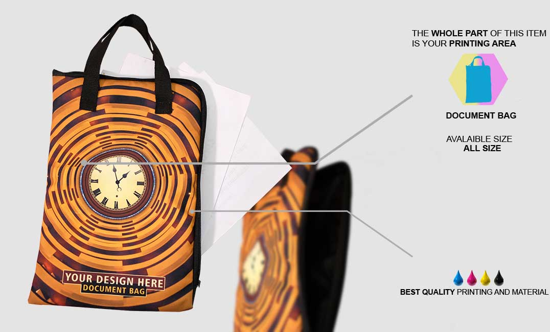 document bag specification
