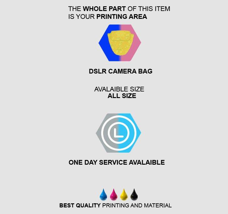 fullprint  DSLR camera bag 2