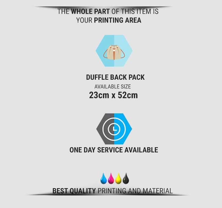fullprint  specification mobile duffle backpack 2