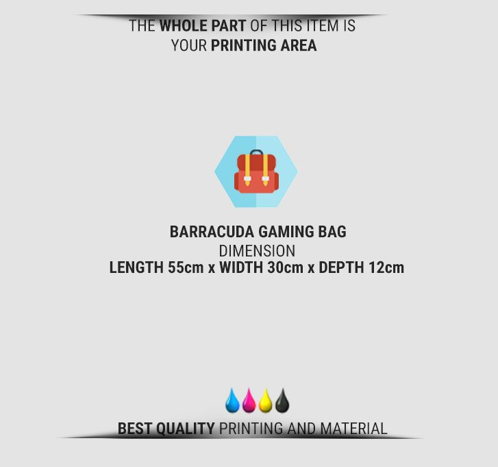 fullprint  specification mobile barracuda-gaming-bag 2