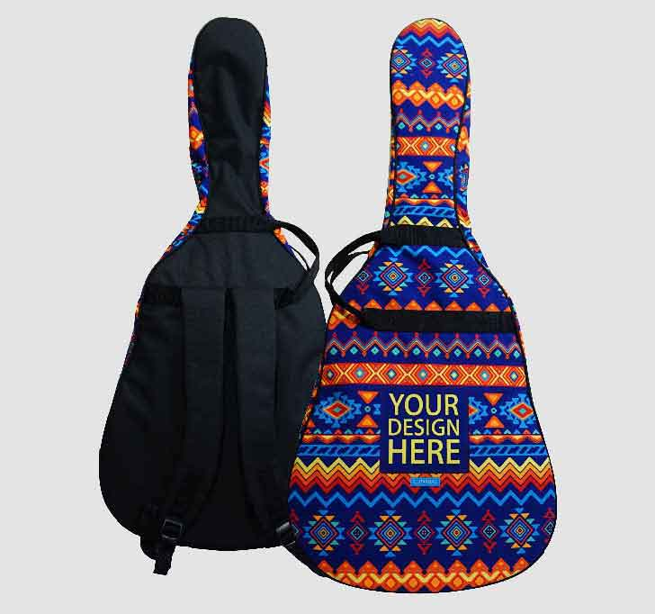fullprint  Guitar Bag 2