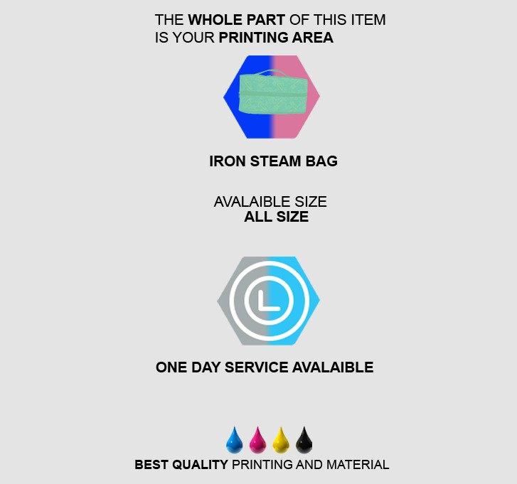 fullprint  Iron Steam Bag 2