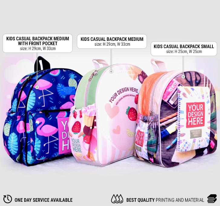 fullprint  kids backpack 1