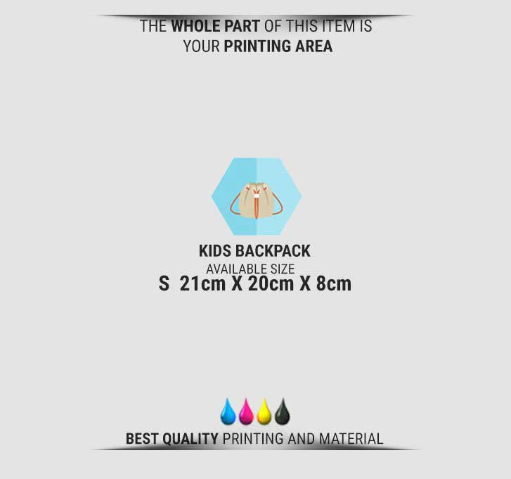 fullprint  kids backpack 2