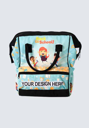 Kids Sidefold backpack 37