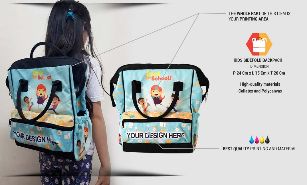 kids sidefold backpack 1