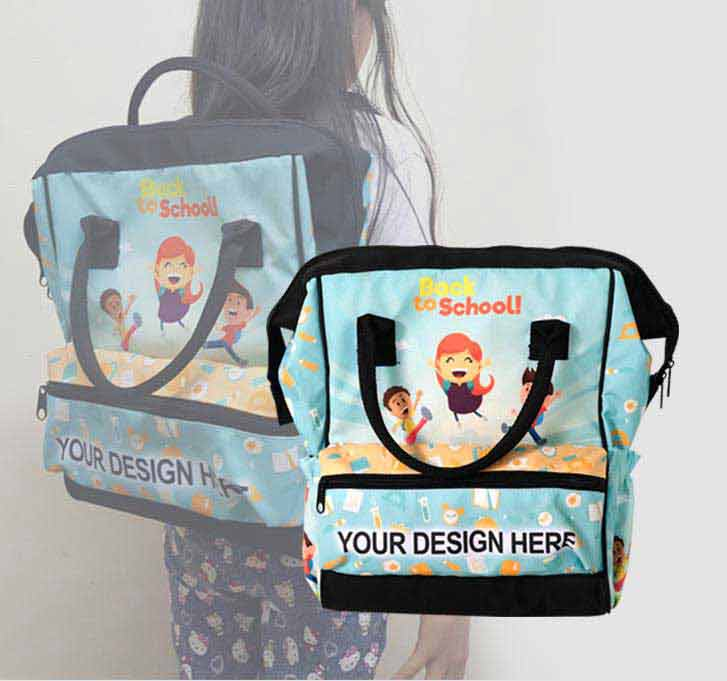 fullprint  kids sidefold backpack 2