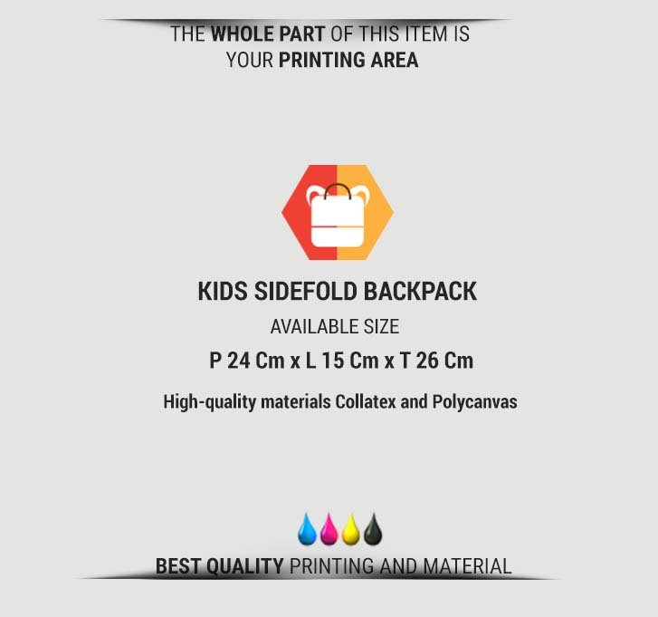 fullprint  kids sidefold backpack 3