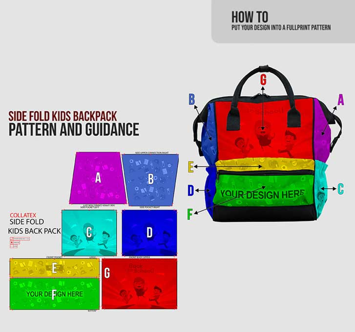 fullprint  tas ransel anak sekolah 4