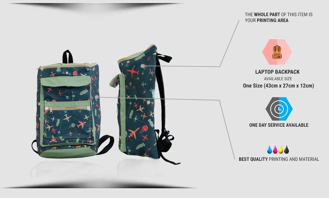 laptop back pack 1