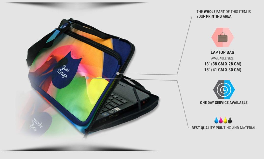 tas laptop spesifikasi