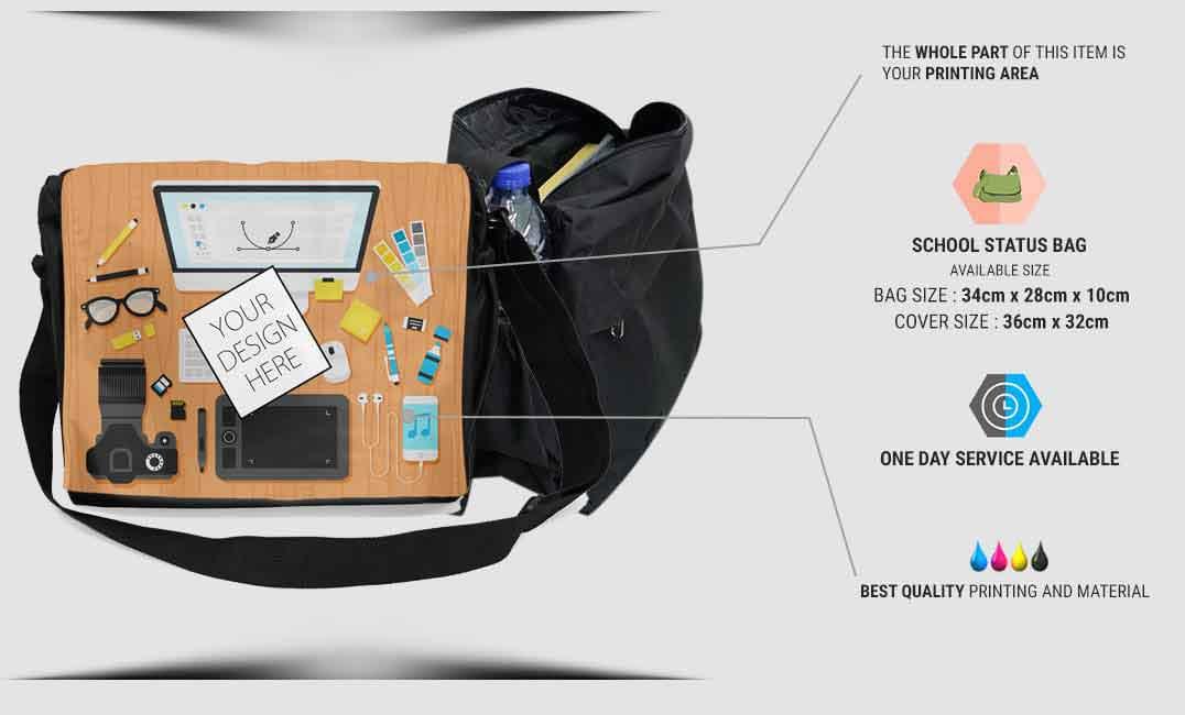 school status bag 1