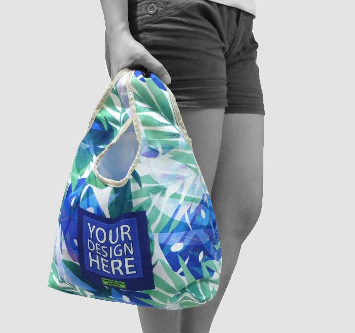 fullprint  Shopper Bag mobile 2