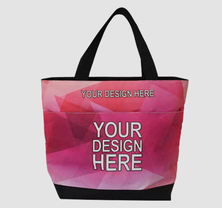 fullprint  Tote Handbags 2