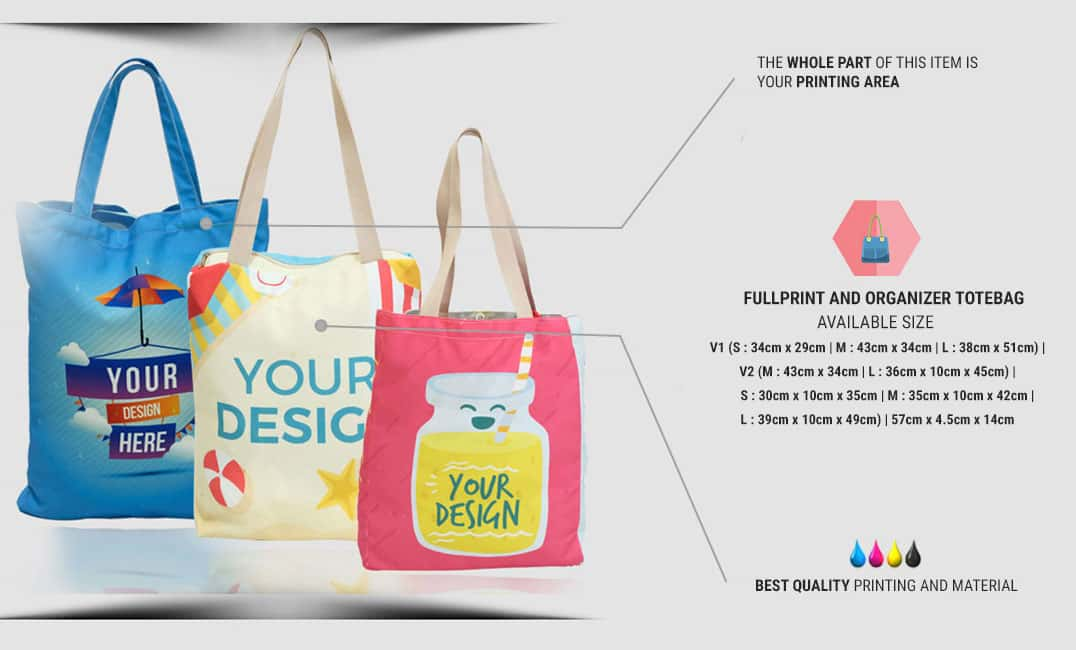 totebag specification