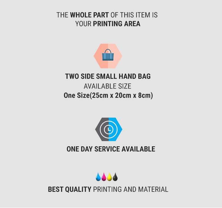 fullprint  specification mobile two side small hand bag 2