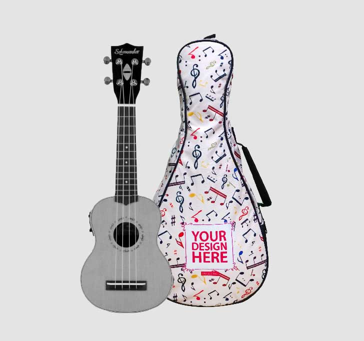 fullprint  Ukulele Case 2