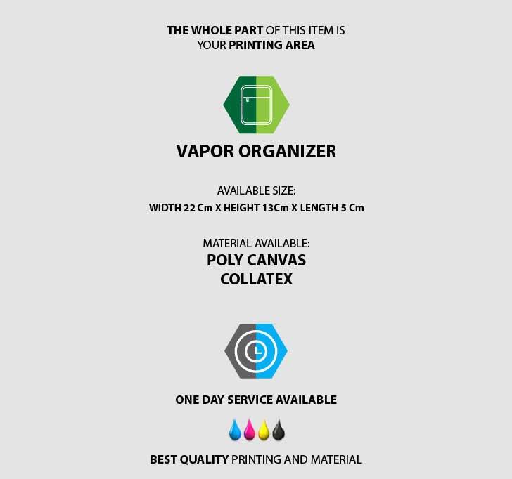 fullprint  Tas Vapor Organizer 3