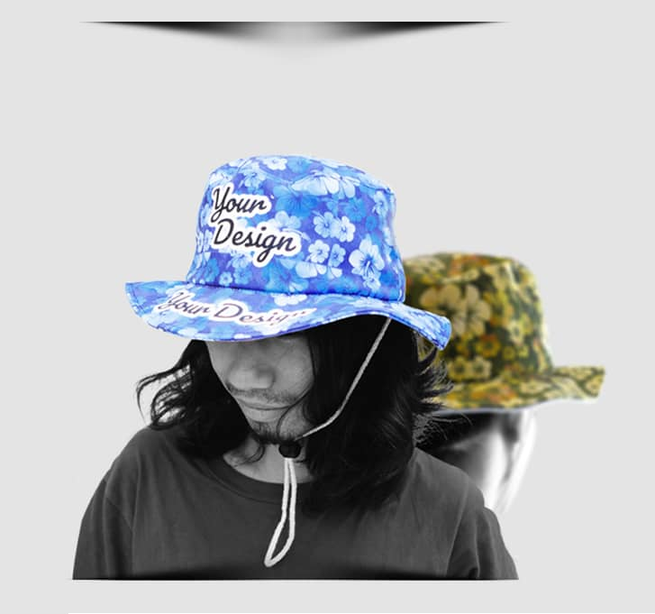 outdoor bucket hat 1