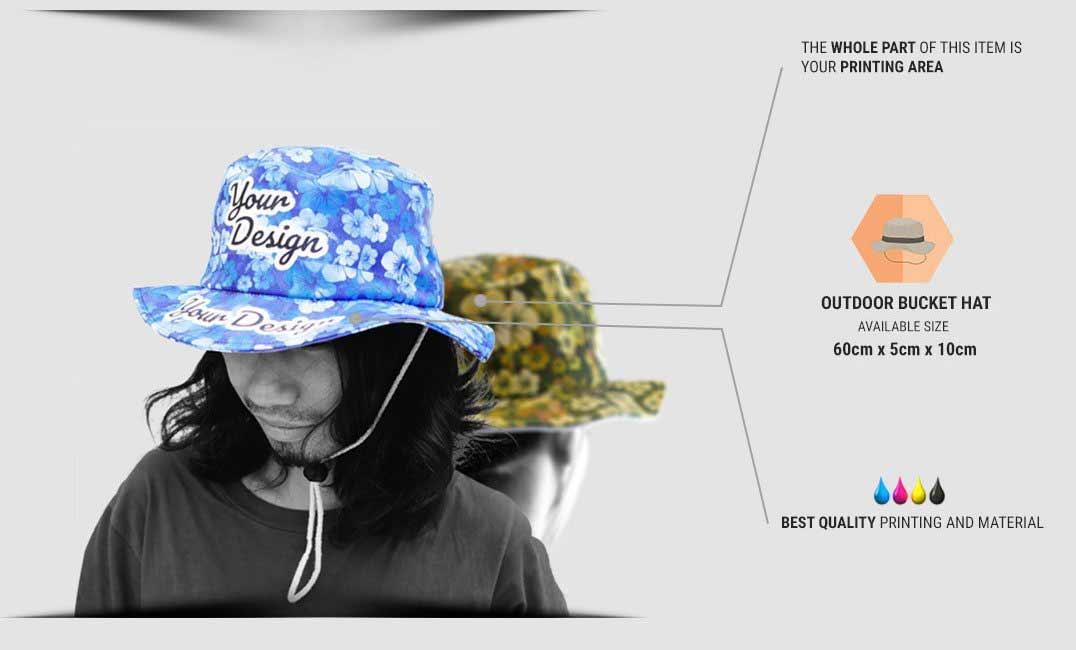 outdoor bucket hat