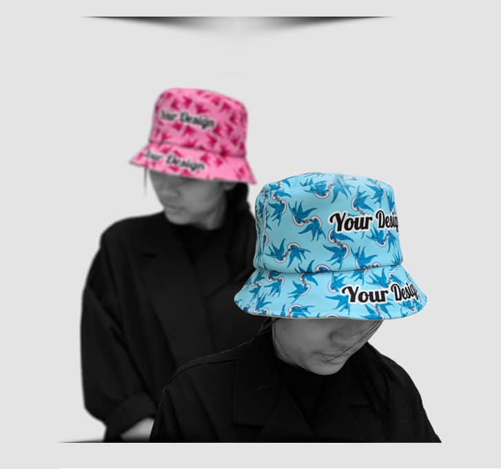 bucket hat mobile 1