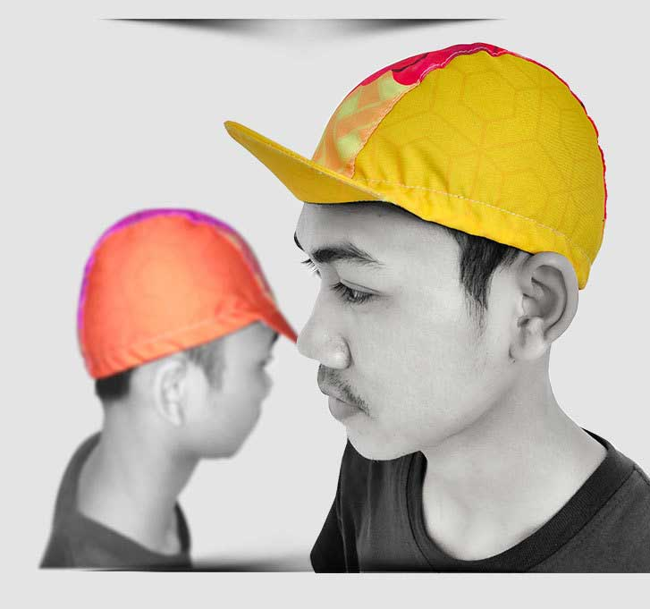 Cycling Cap mobile 1