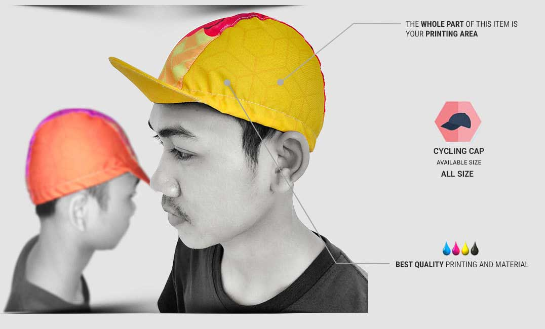 specification Cycling Cap