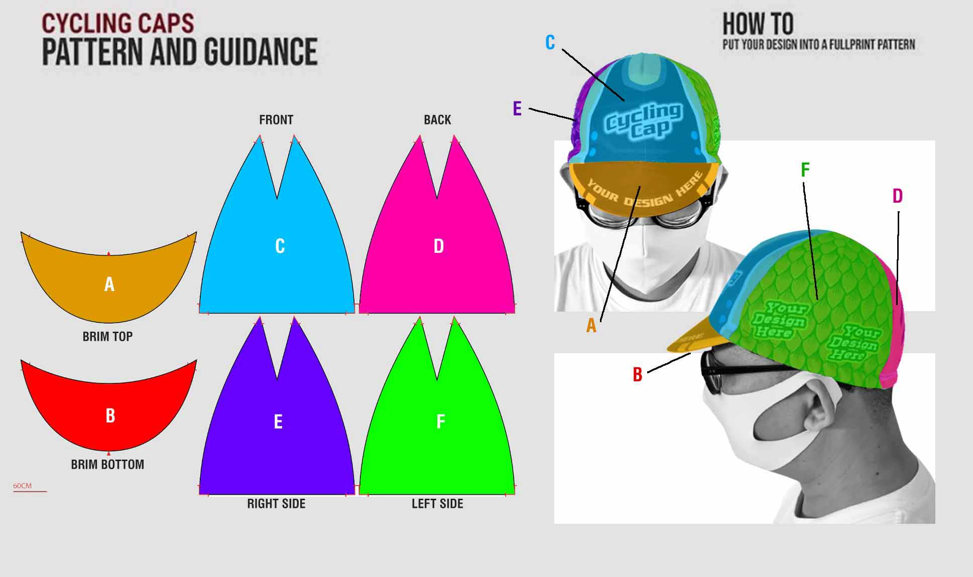 Cycling Cap mobile 4