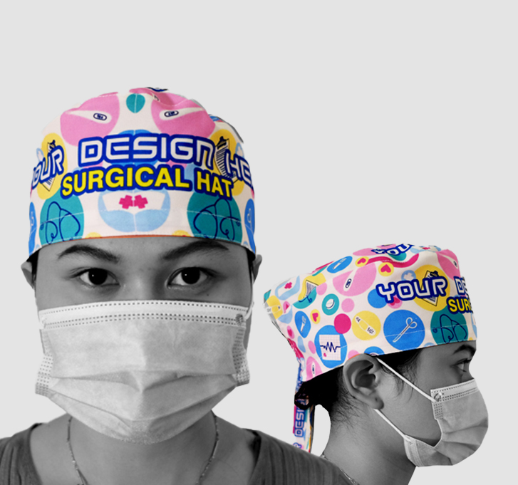 Surgical Hat mobile 1