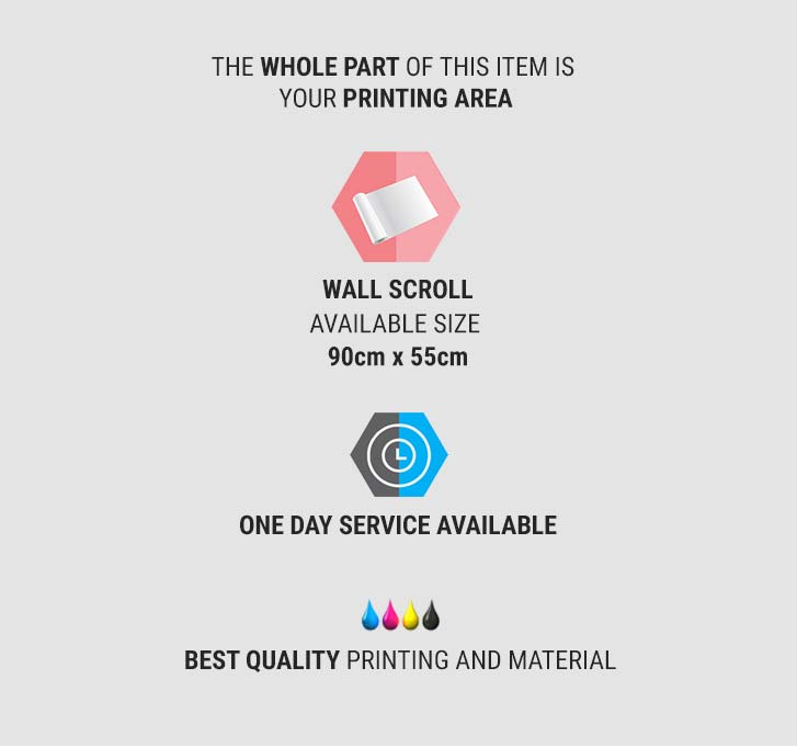 fullprint  specification mobile wall scroll 2