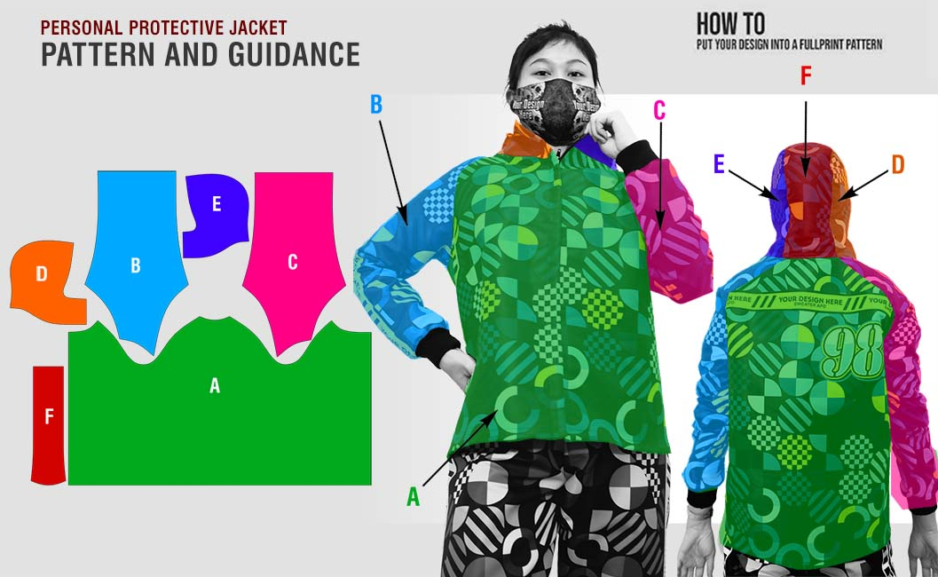 guidance pattern jacket apd 1