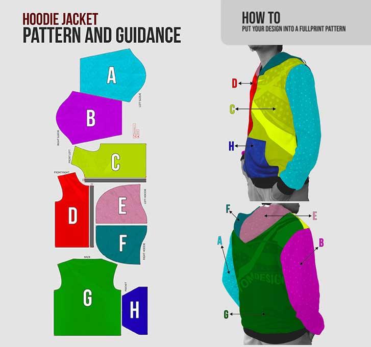 zipper hoodie fullprint 3