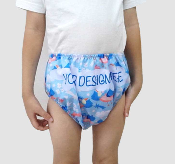 fullprint  Baby Diaper Cover 2