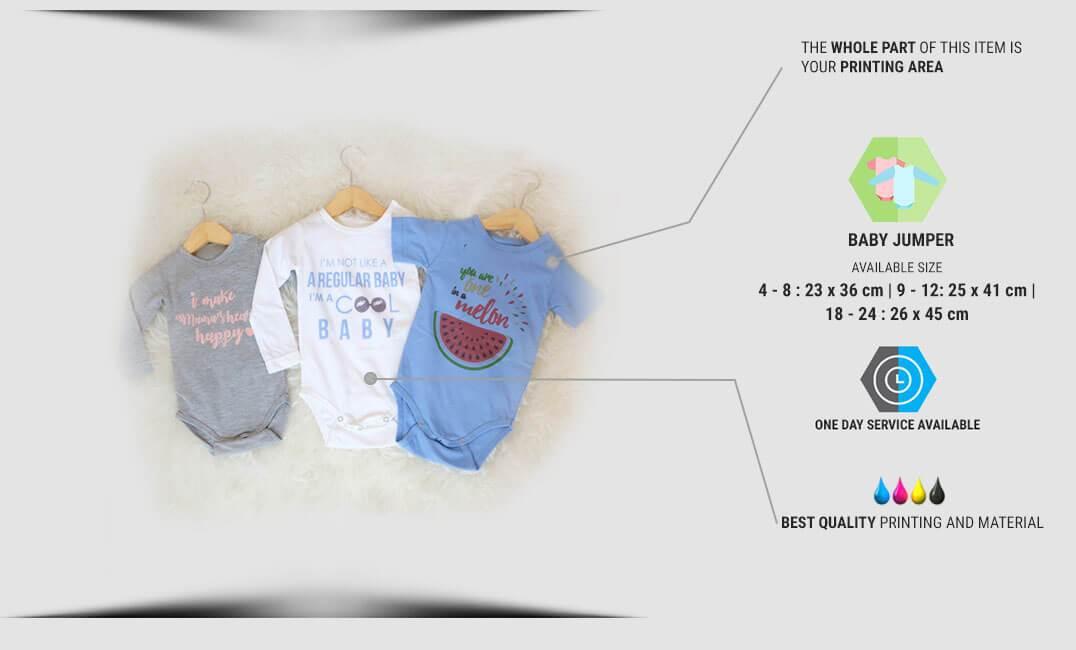spesifikasi baby jumper